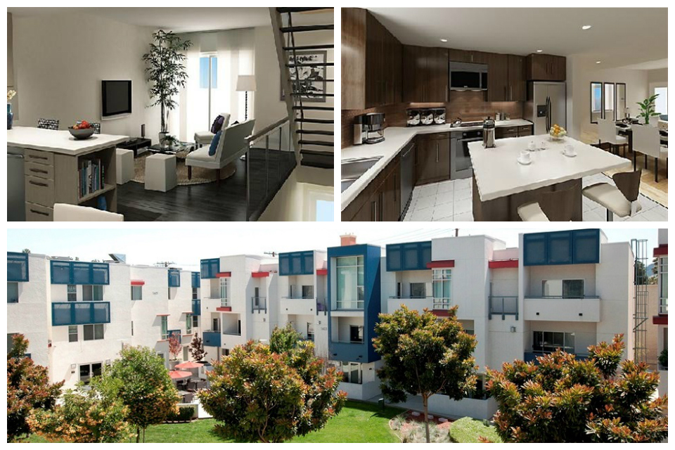 Hot Real Estate: 3-Bedroom Apartments in Los Angeles